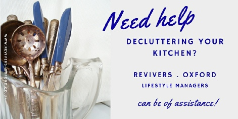 Decluttering and errands service Oxfordshire and Cotswolds